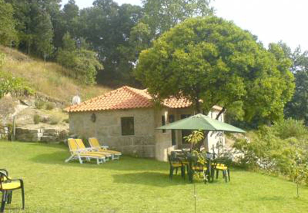 House in Baião - Villa with pool and mountain views, Baião by iZiBookings