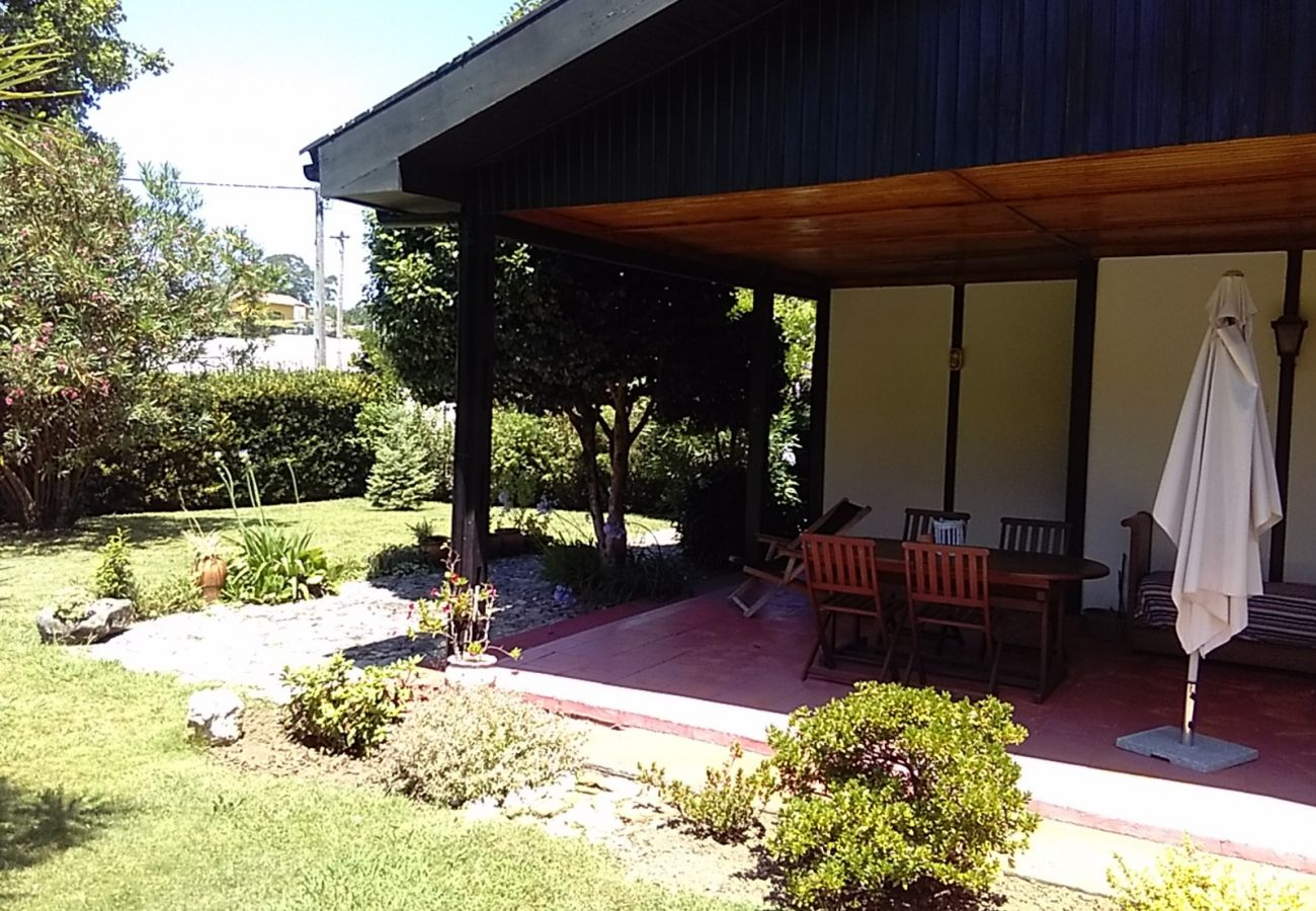 House rental in Caminha - terrace, by iZiBookings