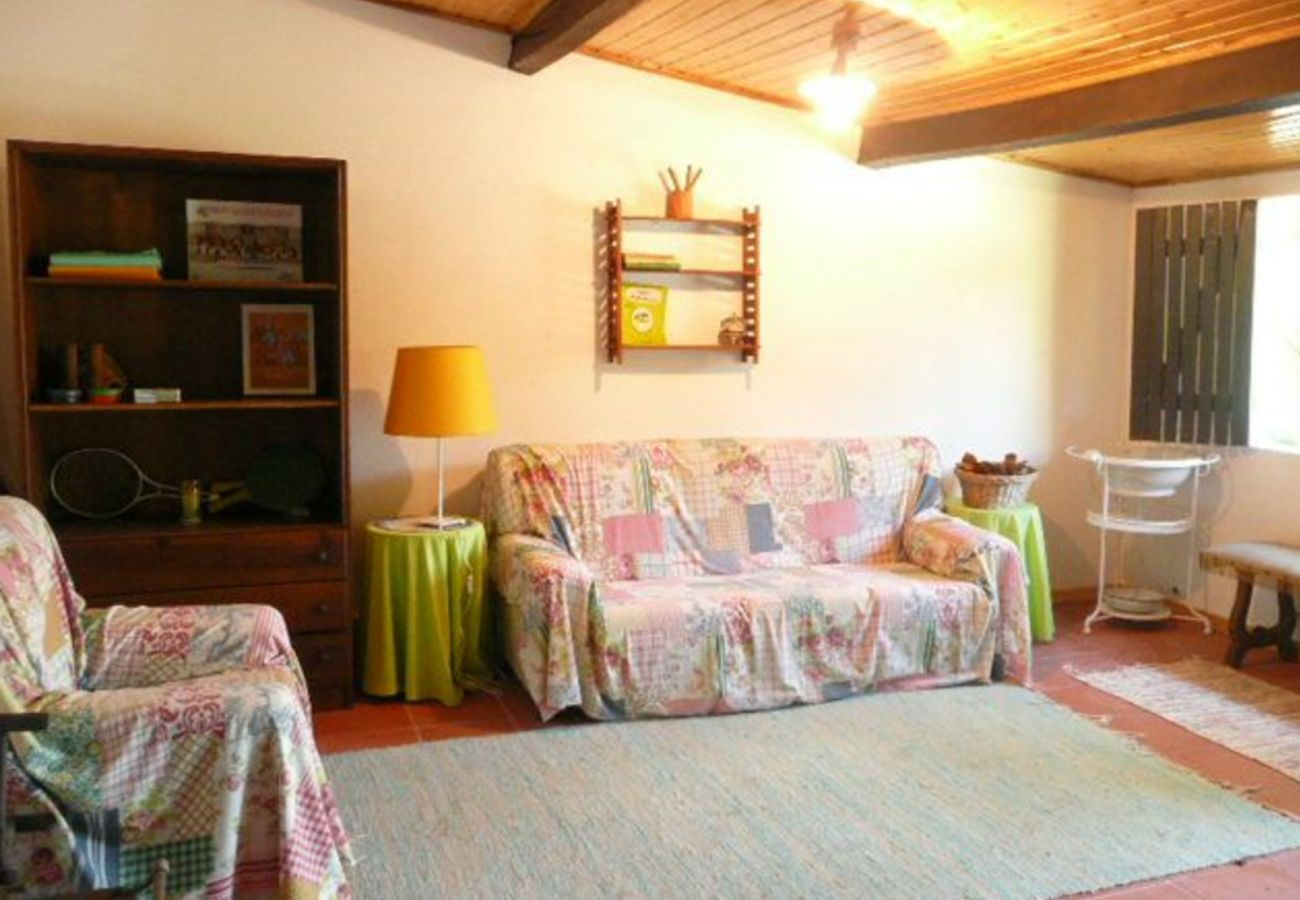 House rental in Caminha - living room, by iZiBookings