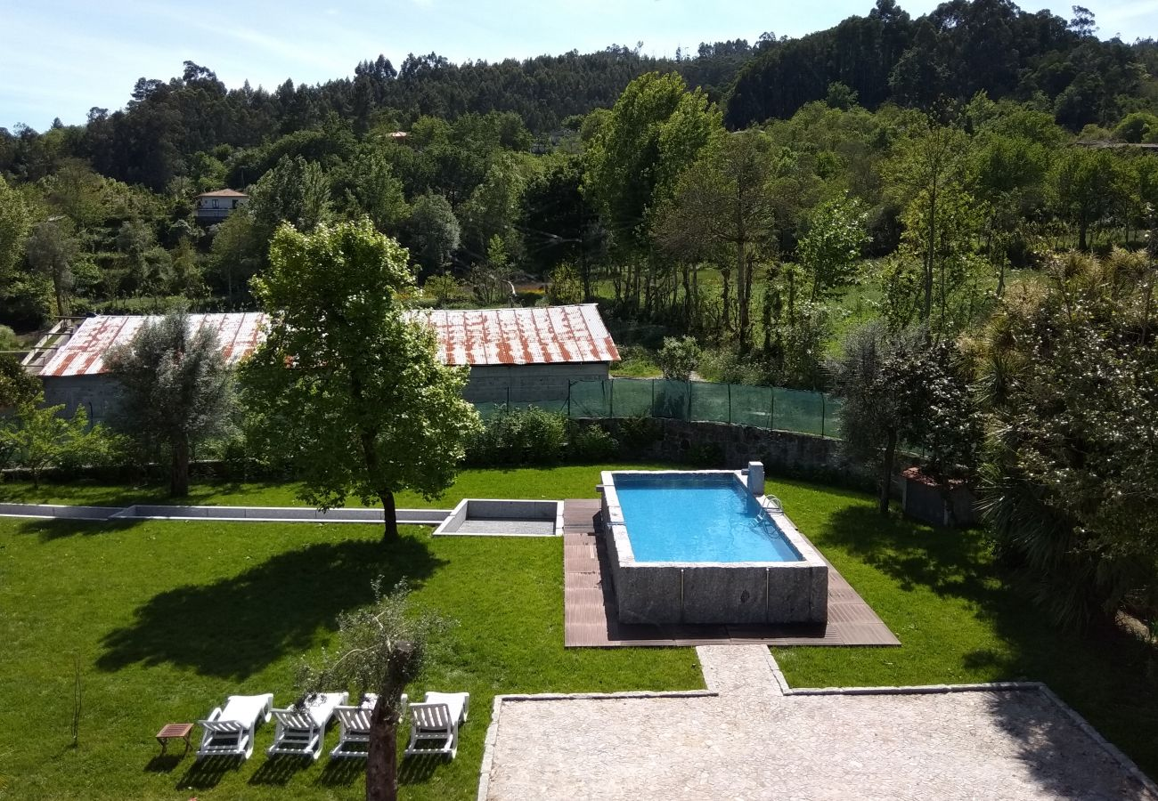 Cottage in Fafe - House with pool in Fafe by iZiBookings