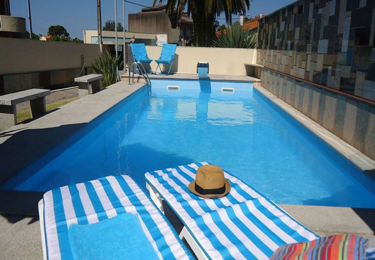 Villa in Viana do Castelo - Villa with pool and games, Viana de Castelo By iZiBookings